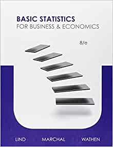 Basic Statistics for Business and Economics: Lind, Douglas ...