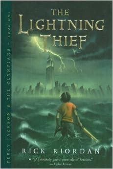 The Lightning Thief Percy Jackson The Olympians Rick R