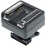 JJC MSA-1 Universal Cold Shoe Converter Adapter for Canon Mini