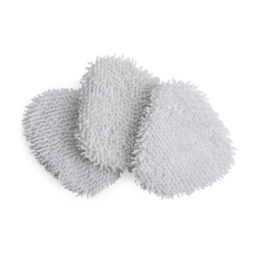 2 Microfibre CORAL Compatible Steam Mop Pads Fits Pifco 6 in 1 PS001 Steam Mop