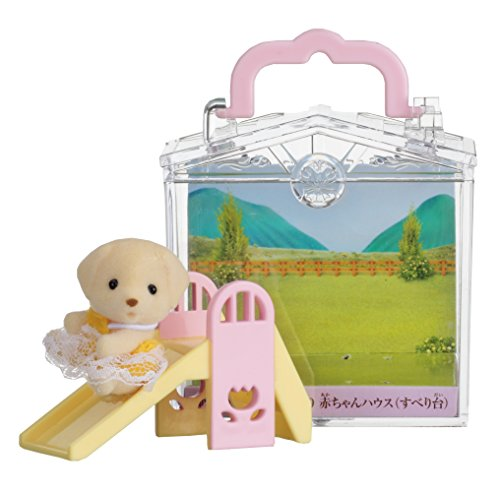 Sylvanian Families Baby House slide B-39 - 1