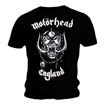 Official T Shirt MOTORHEAD Everything Louder ENGLAND S