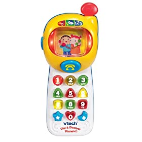 Vtech - Dial & Discover Phone