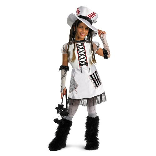 Skeleton Bride - White - Size: Child M(7-8) (I Really Dont Ca compare prices)
