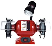 """Sunex Tools (5001A) 6"""" Bench Grinder with Light by Sunex Tools"""