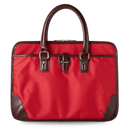 cheero Laptop PC Bag CITY (14 inch, Red)