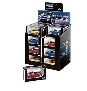 MINI Cooper Mini Cooper S Pull Back Cars