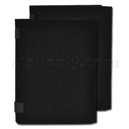 Image of Replacement Charcoal Prefilter for Honeywell Portable Air Purifier - Model 934 (B0076OZM7E)