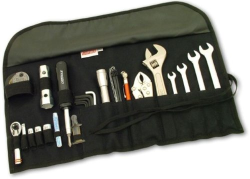Yamaha OEM Motorcycle RoadTechTM M3 Metric Cruiser Tool Kit by CruzTOOLS®. OEM ACC-0SS58-40-65