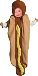 Gc9034 Hot Dog Bunting Polyester Costume Infant from Rasta Imposta