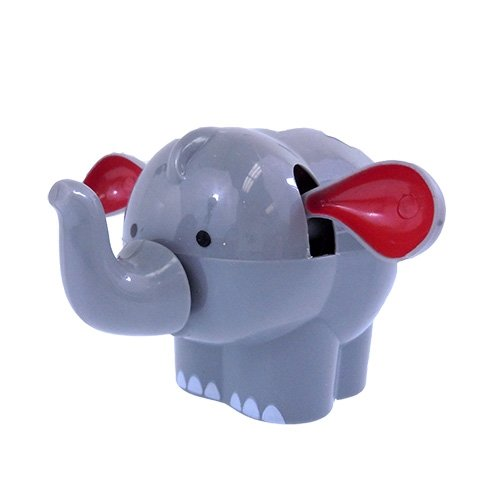 1 X Solar Powered Dancing Elephant