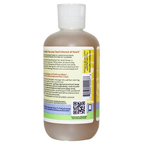 California Baby Calendula Shampoo & Body Wash - 8.5 oz
