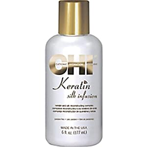 Chi Keratin Silk Infusion, 6 Ounce