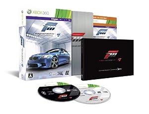 Forza Motorsport 4 リミテッドエディション(初回生産分限定:「ボーナス カーパック」同梱)