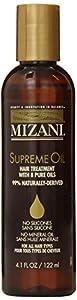 Mizani Oil Hair Treatment, Supreme, 4.1 Ounce