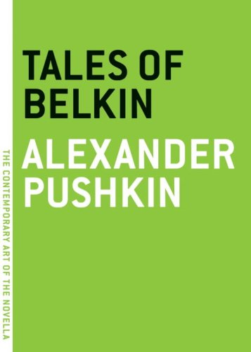 Tales of Belkin (Art of the Novella)