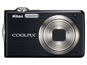 Nikon Coolpix S630 Digitalkamera (12 Megapixel, 7-fach optischer Zoom, 6,9 cm (2,7 Zoll) Display) schwarz