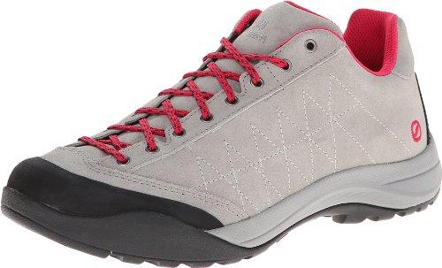 Scarpa Womens Women's Mystic Lite Trail Running Shoe,Oyster/Lipgloss,36 EU/4.5 M US