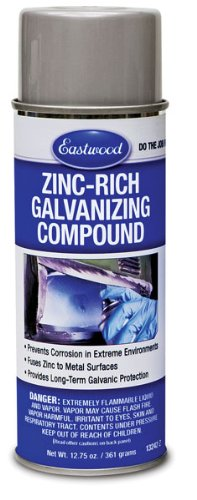 Zinc Rich Galvanizing Compound Aerosol 13 oz Aerosol