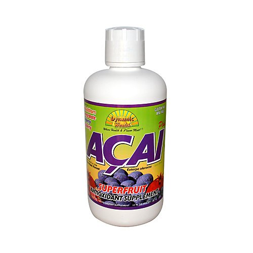 Dynamic Health Acia Superfruit Antioxidant Suplmnt