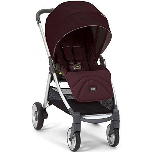 Mamas & Papas Armadillo Flip XT Stroller (Mulberry)