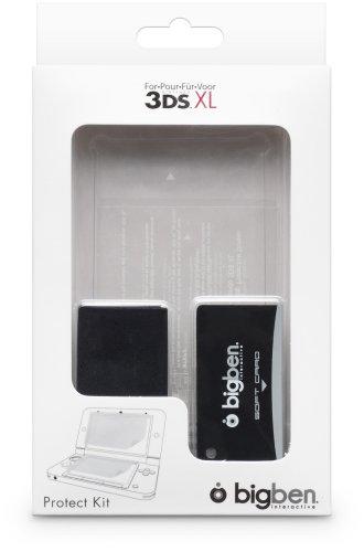 Nintendo 3DS XL - Bilschirmschutzfolie / Dual Screen Protection Kit, Nintendo 3DS