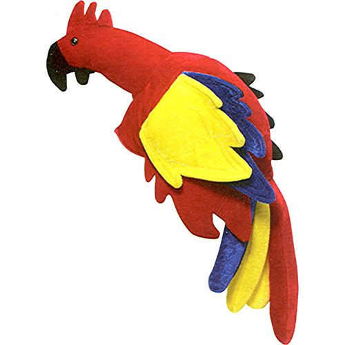 Child's and Adult's Parrot Costume Hat