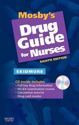 Mosby's Drug Guide for Nurses, 8e