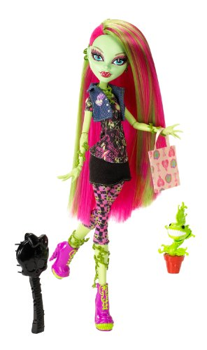 monster high swim	venus mcflytrap