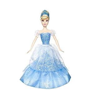Amazon.com: Disney Princess 2-In-1 Ballgown Surprise Cinderella Doll