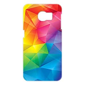 a AND b Designer Printed Mobile Back Cover / Back Case For Samsung Galaxy S6 Edge (SG_S6_3D_2127)