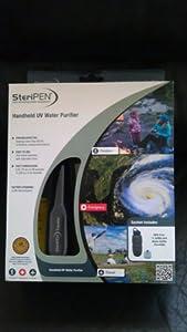 SteriPen Handheld UV Water Purifier by SteriPen