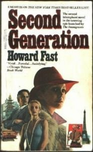 Second Generation, HOWARD FAST