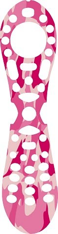 pink-camouflage-camo-remote-control-vinyl-skin-to-fit-virgin-tivo-by-ellis-graphix