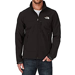 The North Face Men's Apex Bionic Softshell Jacket - Tnf Black / Tnf Black