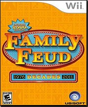 Family Feud Decades (Nintendo Wii)