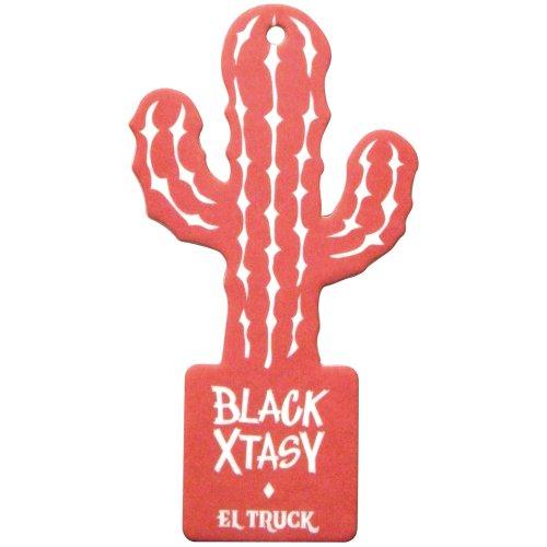 【EL TRUCK】カクタスエアフレッシュナー ブラックエクスタシー ノルコーポレーション OAETA0201