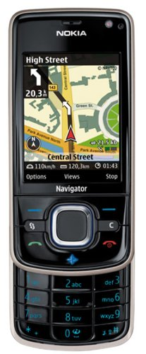 Nokia 6210 Unlocked Cell Phone  3.2 MP Camera,