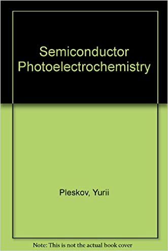 Semiconductor Photoelectrochemistry