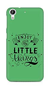 AMEZ enjoy the little things 2 Back Cover For HTC Desire 626 G Plus