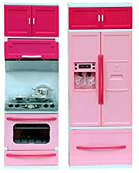 MERATOY.COM Battery Operated Modern Kitchen