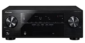 Pioneer VSX-1122-K 630W 7-Channel A/V Receiver, Network Ready, Pandora, iPod/iPhone, Black (Discontinued by Manufacturer)