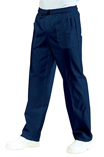 Isacco -  Pantaloni  - Uomo blu XXL
