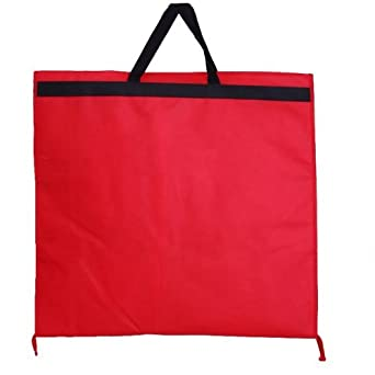 Dresstells Breathable Wedding Garment Bag Red
