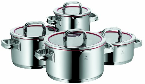 WMF Function 4 8 Piece Casserole Cookware Set (Wmf Set compare prices)