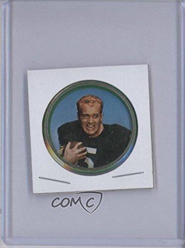 Paul Hornung Comc Reviewed Good To Vg-Ex Green Bay Packers (Football Card) 1962 Salada Tea/Junket Desserts Coins #12