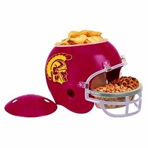 NCAA USC Trojans Snack Helmet
