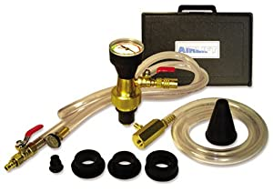 UView 550000 Airlift Cooling System Leak Checker and Airlock Purge Tool Kit from UView