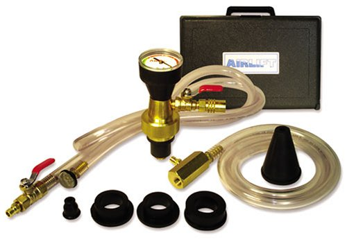 Buy UView 550000 Airlift Cooling System Leak Checker and Airlock Purge Tool Kit