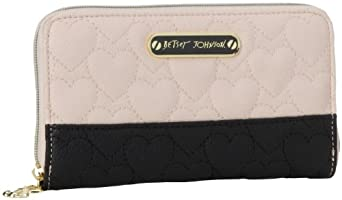 Betsey Johnson BS50410 Wallet,Pink Multi,One Size